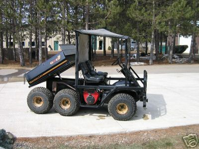 1995 Mountain Lion 6X6