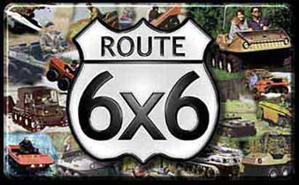 About Route 6x6