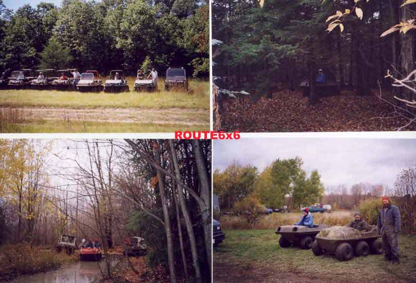 """Ron House's nice trip: """"In Search of the Beaver Pond"""" A REAL story"""
